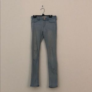 abercrombie kids pull-on jegging